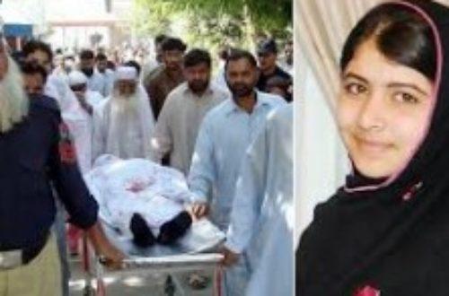 Article : Le rêve de Sandrine… le combat de Malala