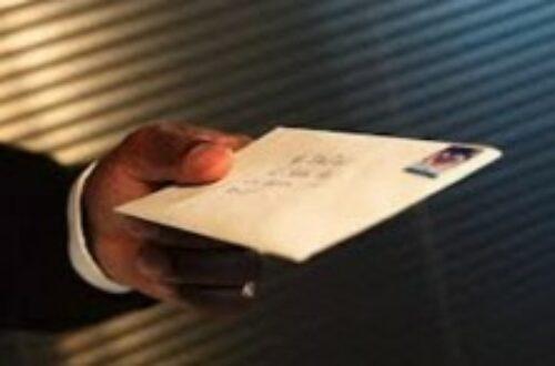Article : Lettre Ouverte à M. Guillaume Soro, Président de l'Assemblée Nationale de Côte d'Ivoire