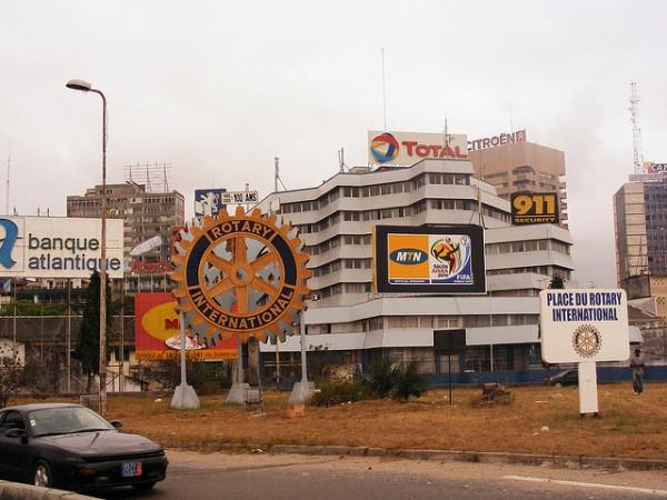 Plateau, Abidjan par abdallahh via Flickr, CC