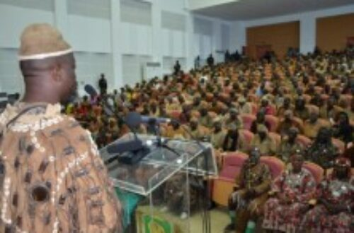 Article : Côte d'Ivoire : la confrérie Dozo ou l'armée illégale