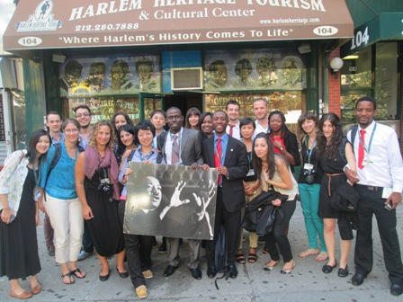 Harlem, sur les traces de Martin Luther King
