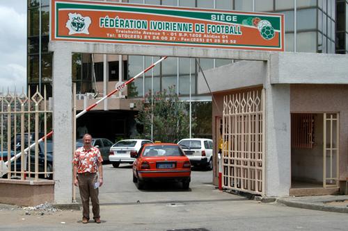 Siège de la Fédération Ivoirienne de Football