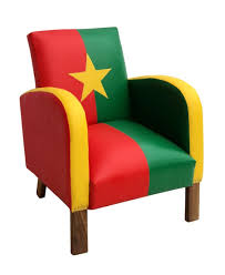 Fauteuil Burkina Faso  (c)flagz.fr
