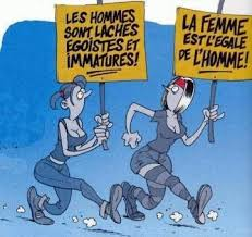 égalité homme-femme