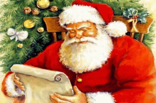 Article : Petit Papa Noël, voici ce que tu dois savoir avant de venir…!
