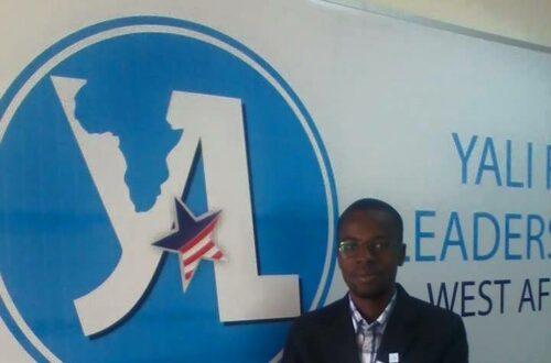 """Article : Jacmen Kouakou: """"Nous enseignons aux jeunes à créer leur propre richesse…"""""""