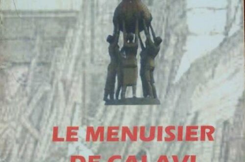 Article : « Le Menuisier de Calavi »