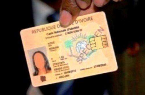 Article : Débat sur la Carte Nationale d'Identité en Côte d'Ivoire: Mon point de vue