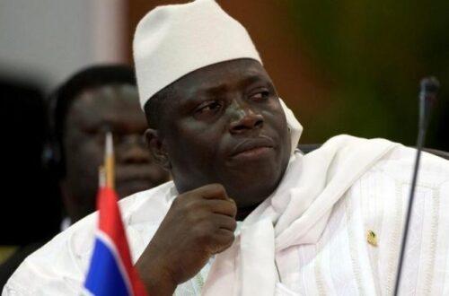 Article : LA GAMBIE, JAMMEY ET LA CÔTE D'IVOIRE